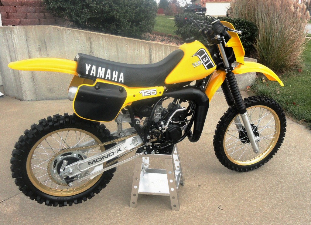 Yamaha Yzparts