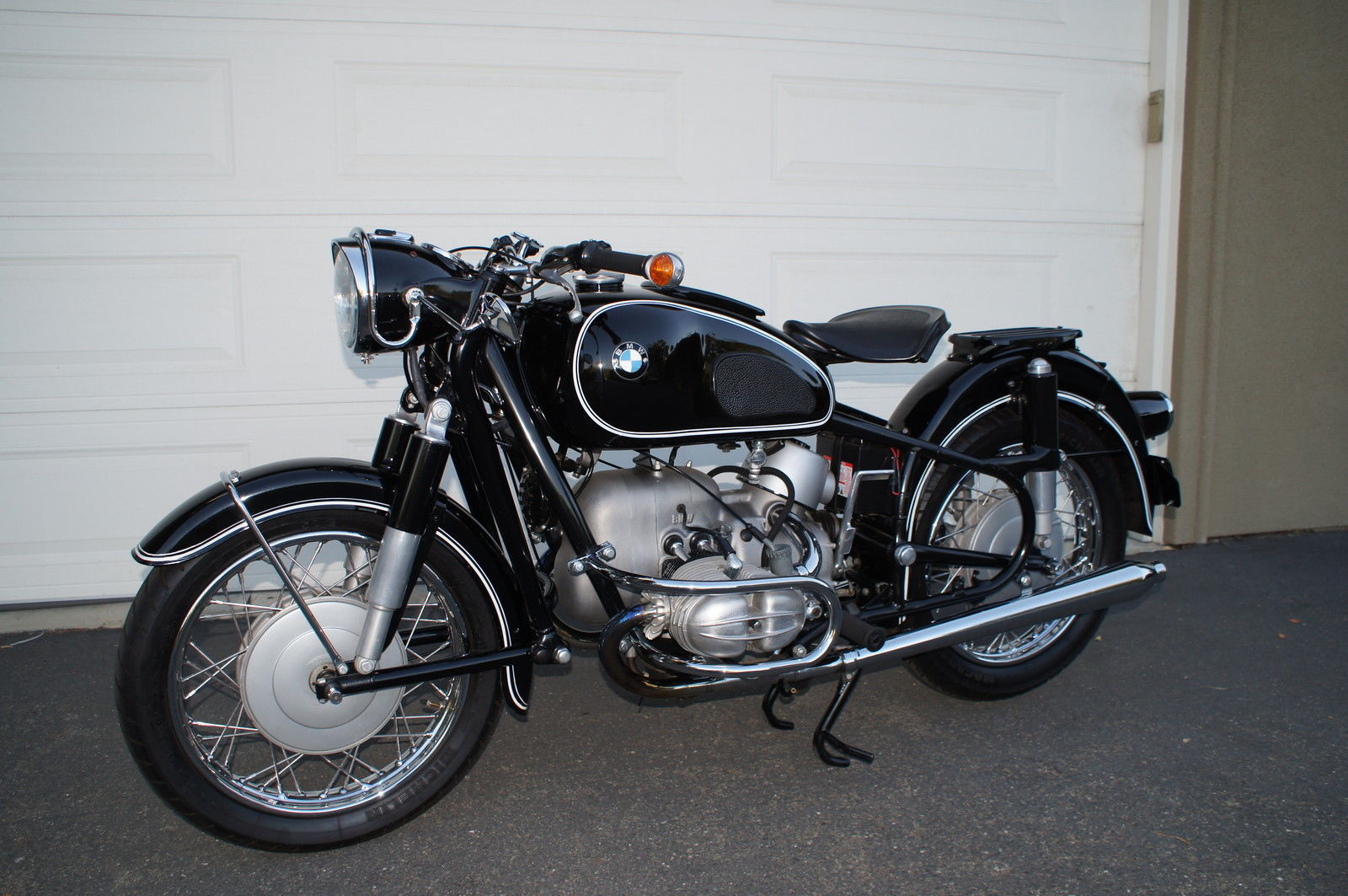 bmw r69s - 1966 - restored classic motorcycles at bikes restored