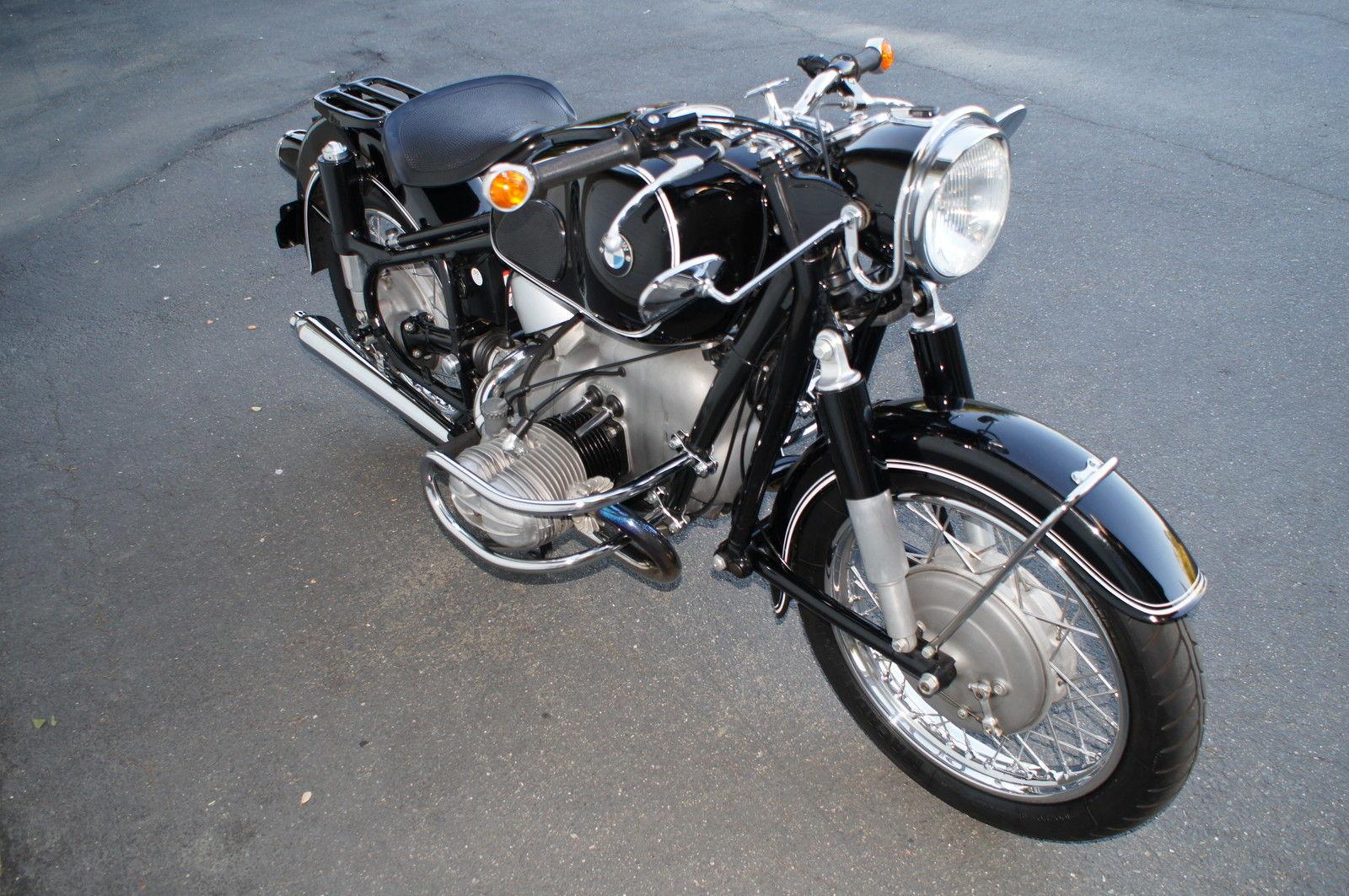 BMW R69s - 1966