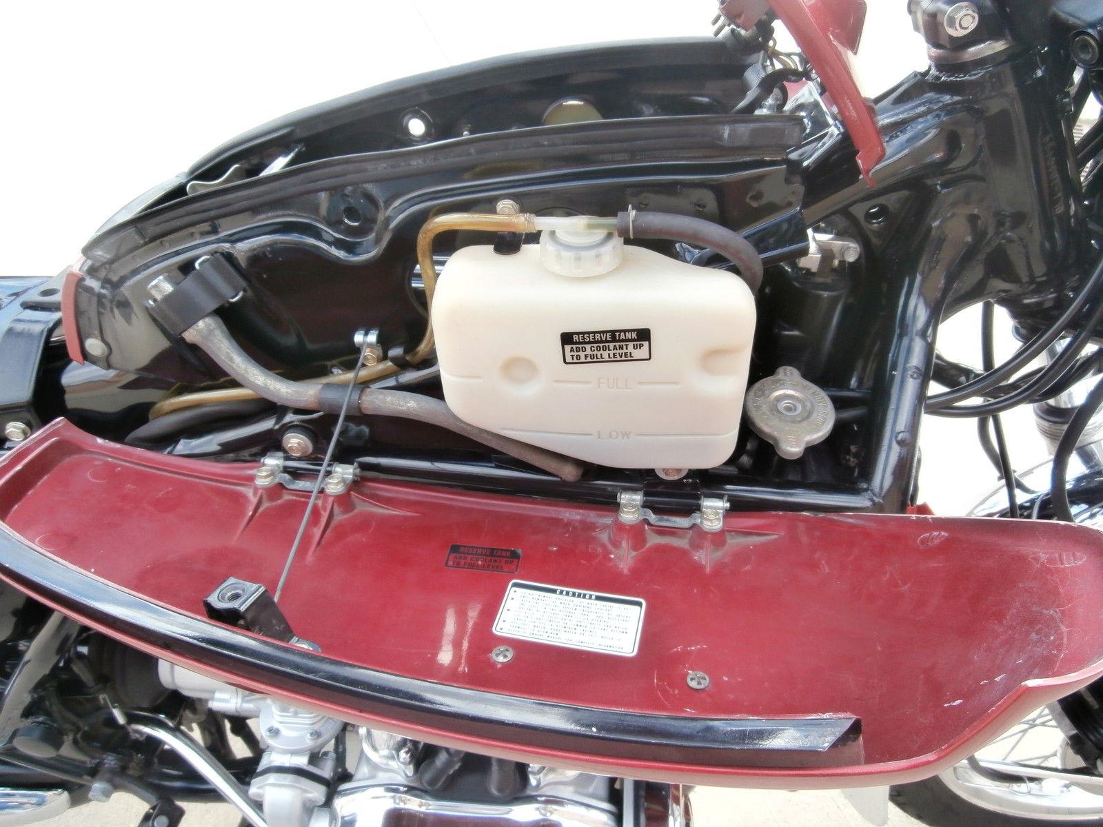 Honda Goldwing GL1000 - 1975