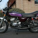 Kawasaki H2 750 - 1975
