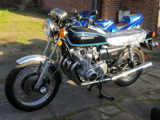 suzuki gs  restored classic motorcycles  bikes restored bikes restored