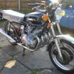 Suzuki GS750 - 1977