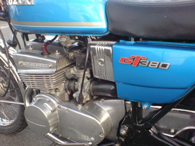 Suzuki GT380 - 1977