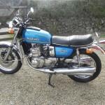 Suzuki GT750 - 1976