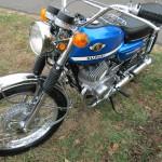 Suzuki T500 - 1970