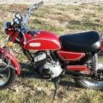 Yamaha AT1 125 - 1971
