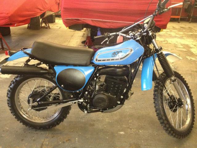 Yamaha IT400 - 1975