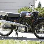 Honda S65 - 1965