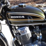 Honda CB750 - 1973