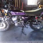 Kawasaki H2 - 1975