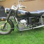 Moto Guzzi Ambassador - 1970