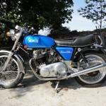 Norton Commando - 1973