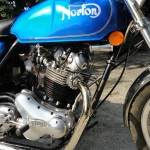 Norton Commando - 1973