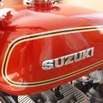 Suzuki GT250 - 1977