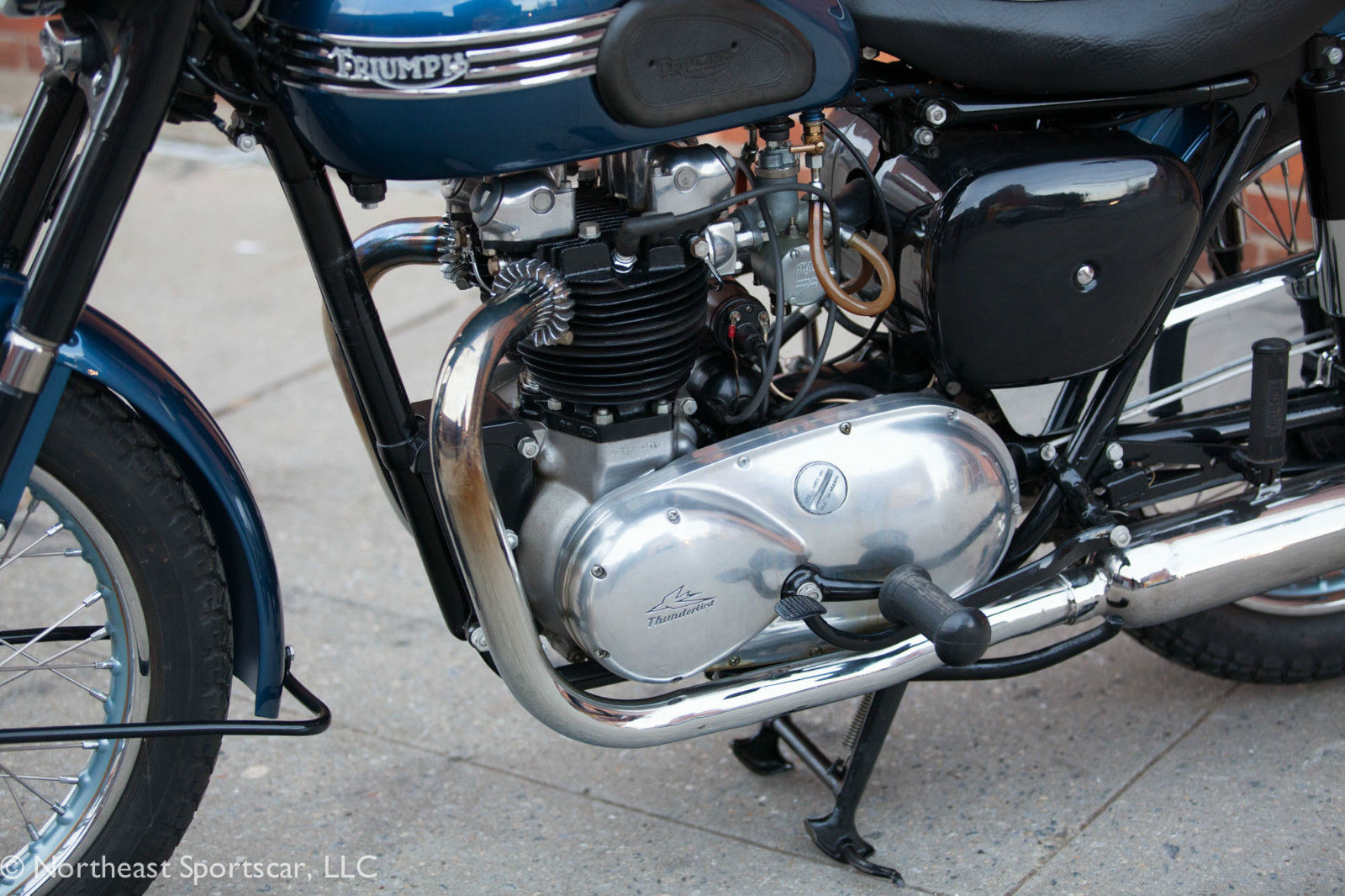 Triumph Thunderbird - 1955