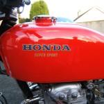 Honda 400/4 - 1977