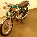 Honda CB125 - 1971