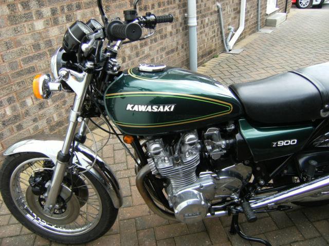 Kawasaki Z900 A4 - 1976