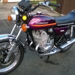 Kawasaki H2 750 - 1973