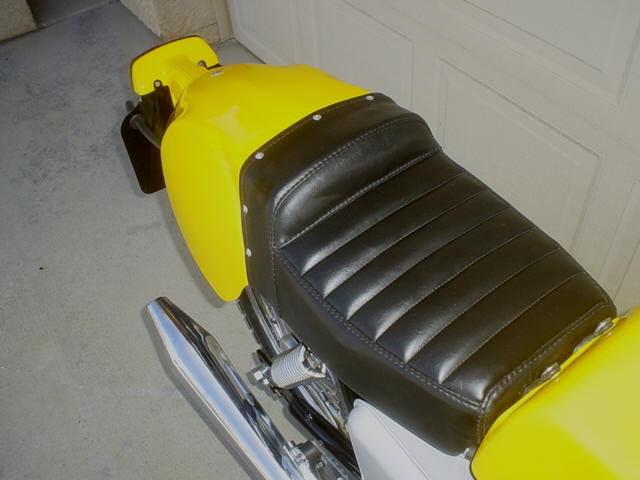 Norton Commando 750 - 1970