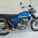 Suzuki T500 Titan - 1970