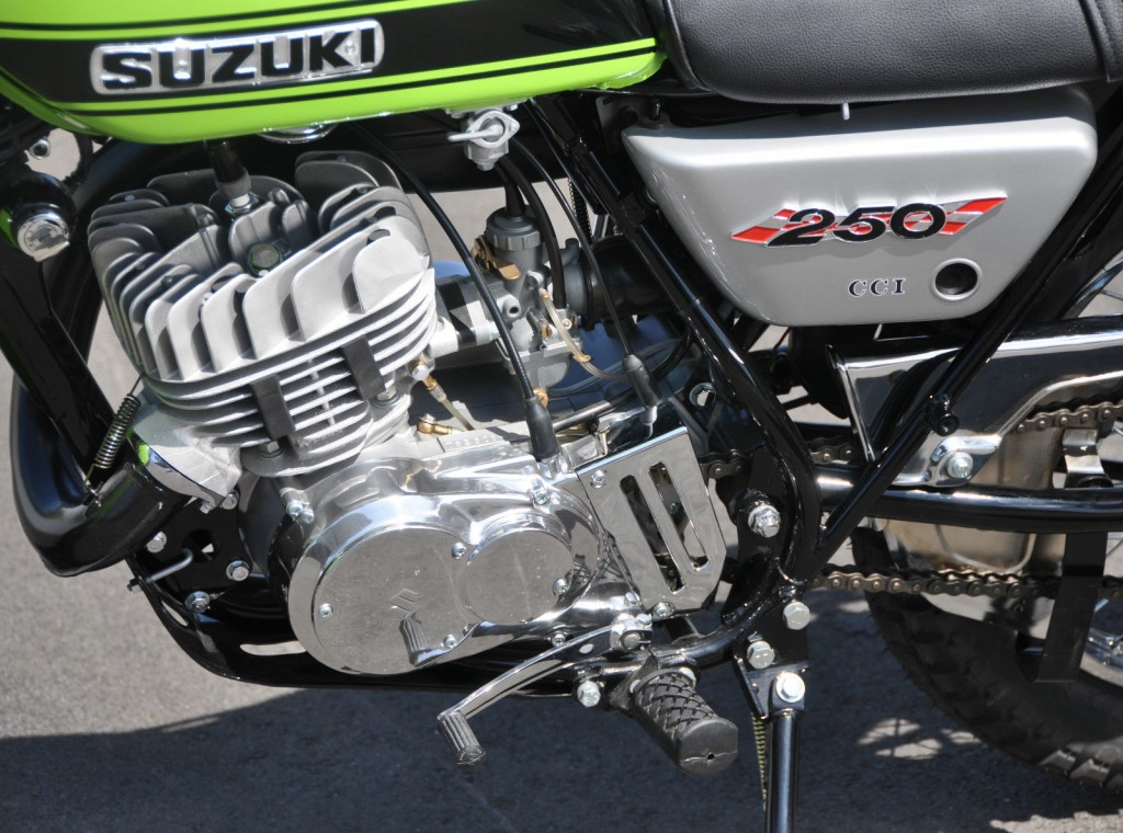 Suzuki ts250 1971