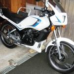 Yamaha RD125LC - 1982