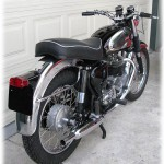 BSA A10 Super Rocket - 1962