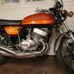 Kawasaki H2 - 1973