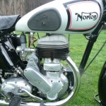 Norton Big 4 - 1953