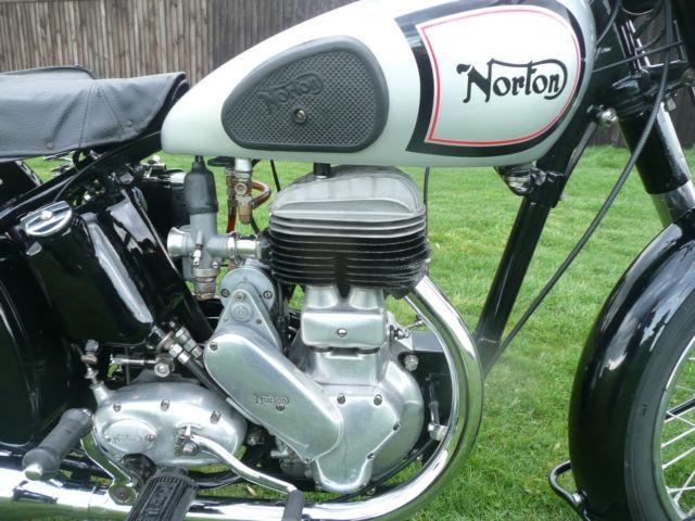 Norton Big 4 - 1953