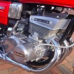 Suzuki GT550 - 1974