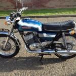 Suzuki T350 - 1973