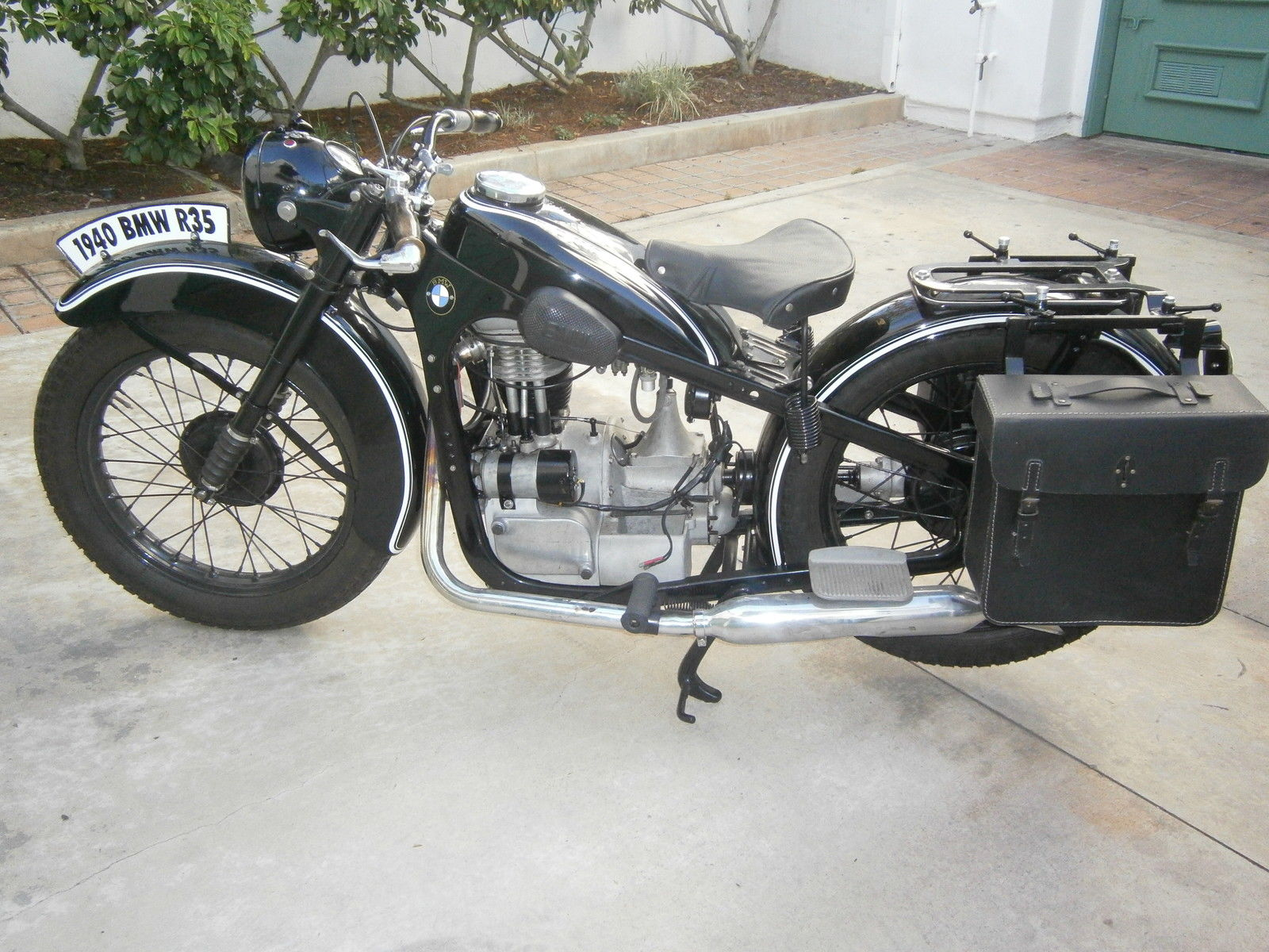 BMW R/35 - 1940