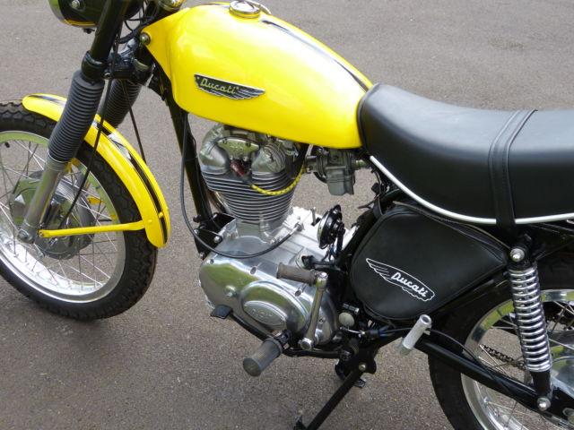 Ducati Street Scrambler - 1974