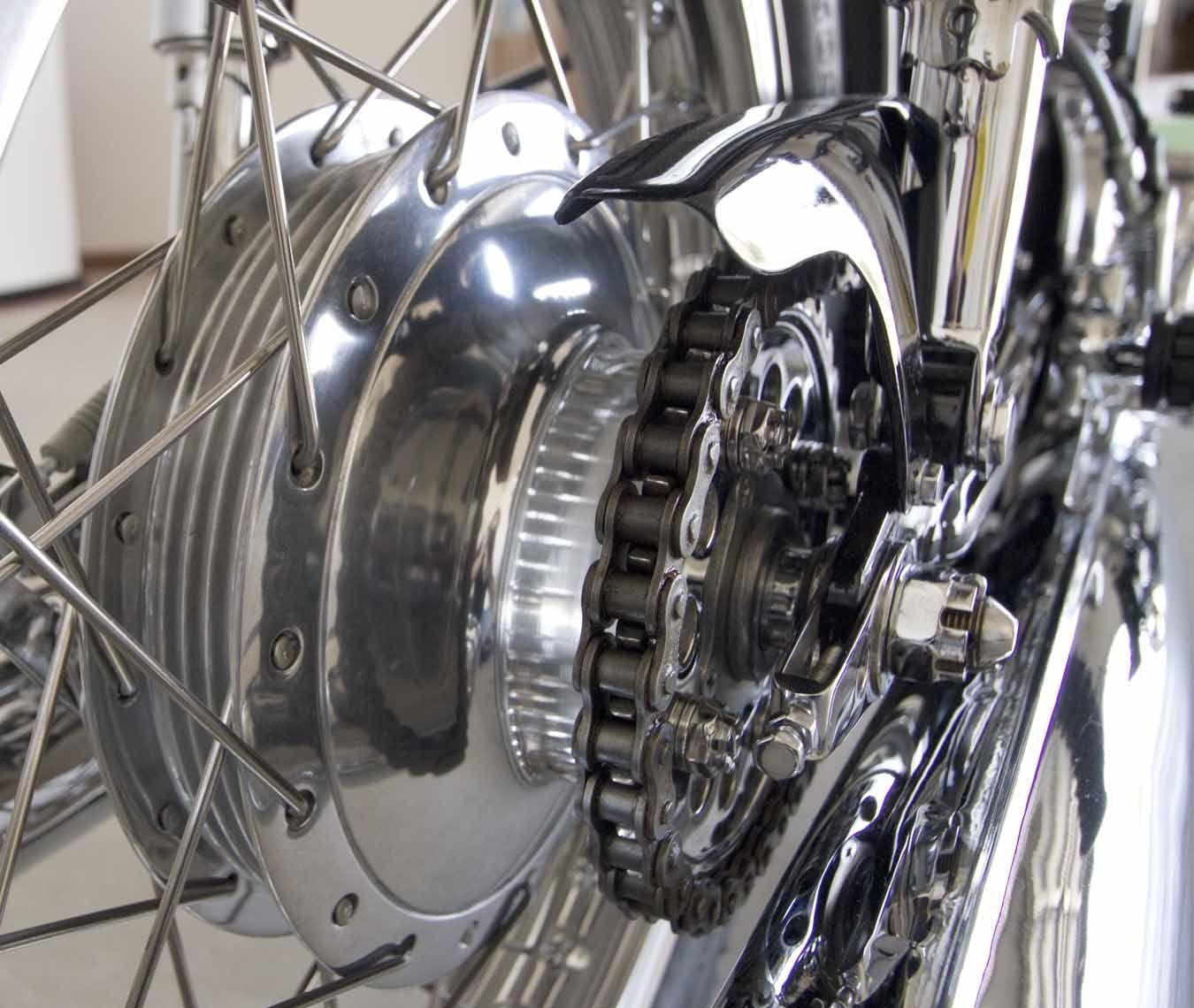 Honda CB77 Super Hawk - 1964