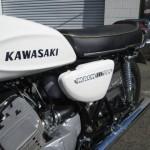 Kawasaki H1 Mach 111 - 1969