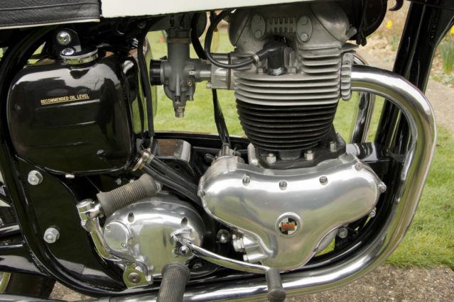 Norton Dominator 99 - 1960