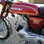 Suzuki AP50 -1976