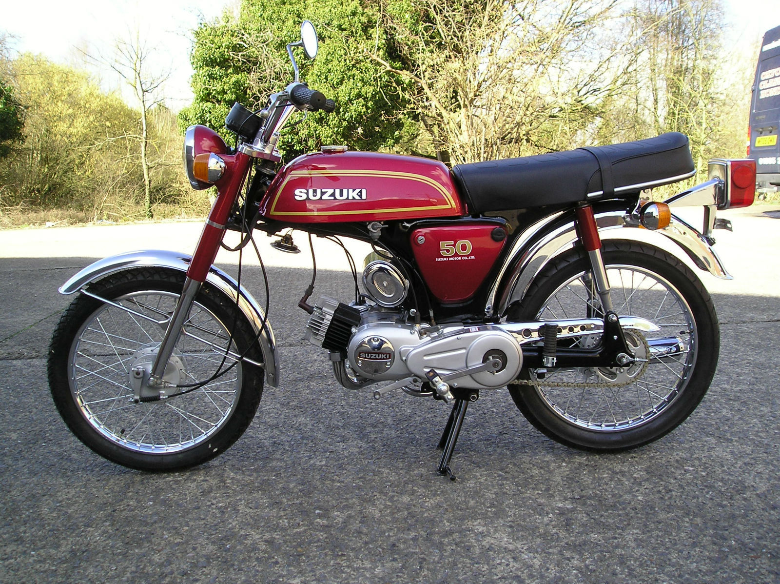 Suzuki AP50 -1976