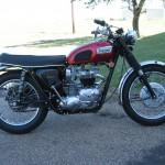 Triumph Trophy TR6C - 1969