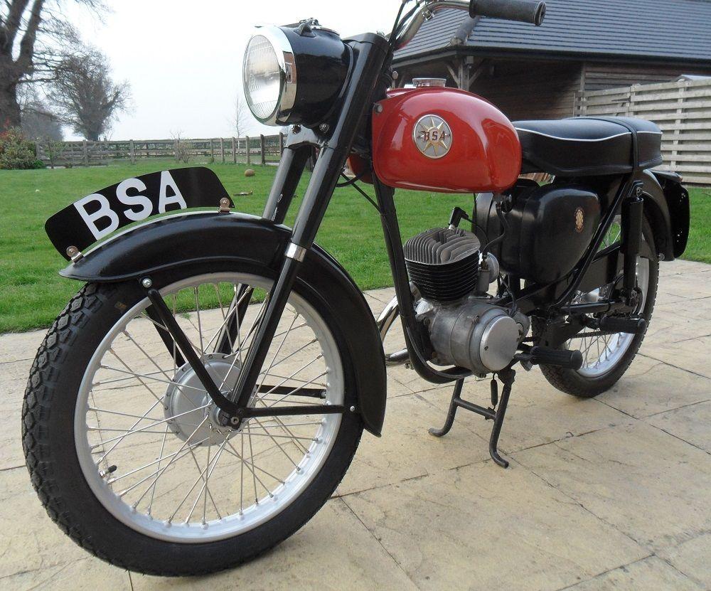 BSA Bantam - 1968