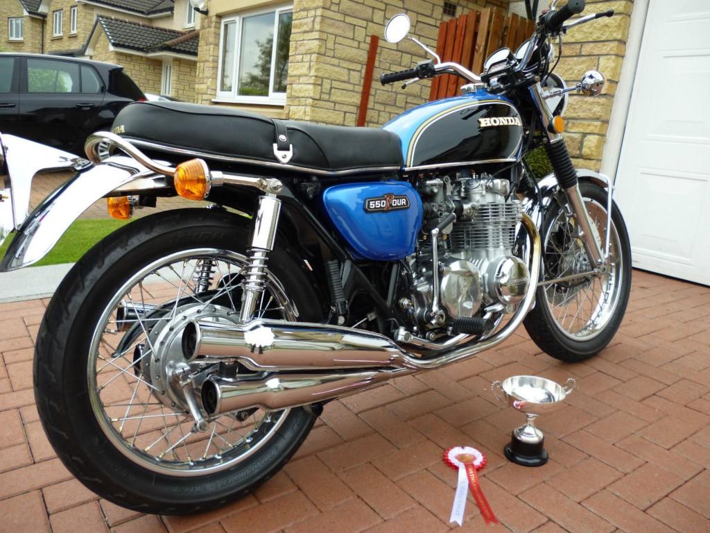 1974 honda 550 motorcycle manual