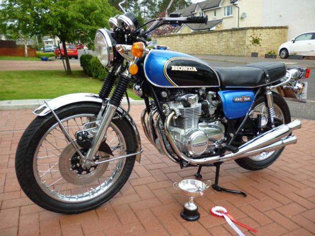 Honda 550 Four - 1974