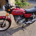 Kawasaki 350 S2 - 1972