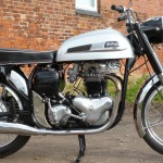 Norton Dominator - 1962