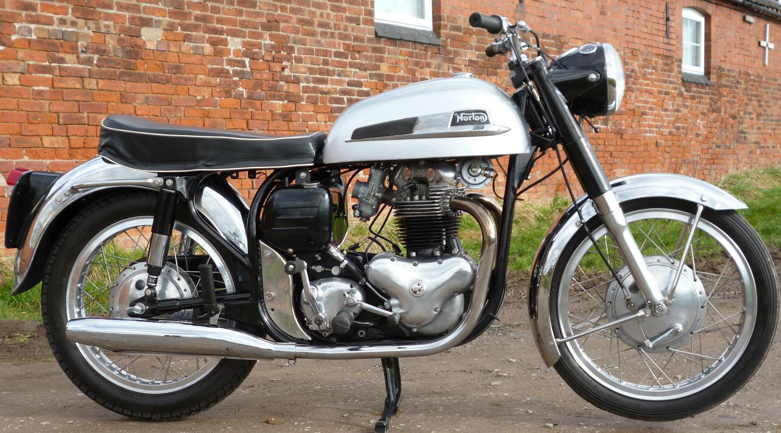 Norton Dominator - 1962