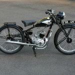 Royal Enfield RE125 Flying Flea - 1948