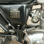 Triumph T25 - 1971